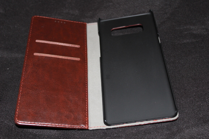 Test Housse Samsung Galaxy Note 8 Olixar X-Tome 95