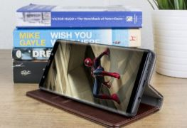 Test Housse Samsung Galaxy Note 8 Olixar X-Tome