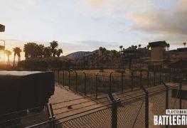 nouveaux screenshot map désert PUBG 1