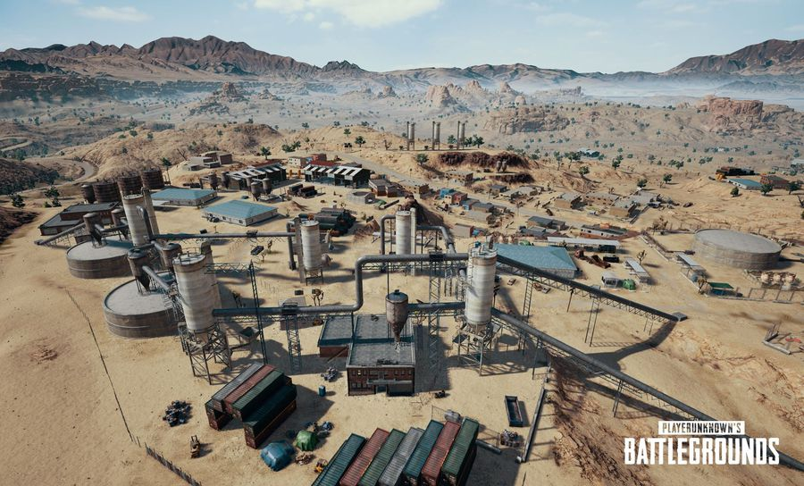 Miramar screen PUBG 13