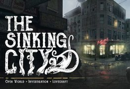The Sinking City date de sortie pc ps4