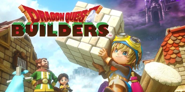 Date de sortie Dragon Quest Builders Nintendo Switch 4