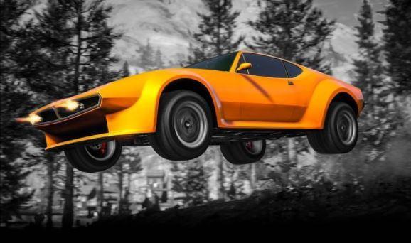 GTA Online Lampadati Viseris 1