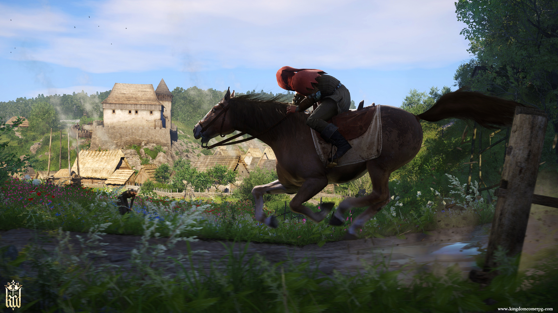 Kingdom Come Deliverance trailer screen16