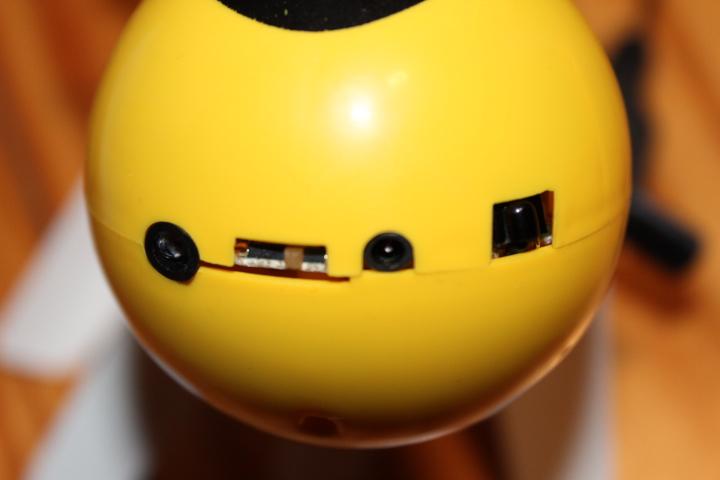 Mini Hélicoptère Emoji 15