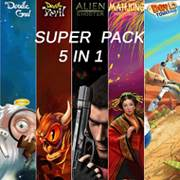 Mise à jour du PlayStation Store du 15 janvier 2018 Super Pack 5 in 1 by 4 HIT