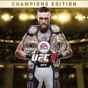 Mise à jour du PlayStation Store du 30 janvier 2018 EA SPORTS UFC 3 Champions Edition