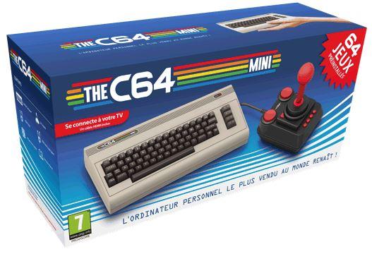 THEC64 Mini achat jeux45