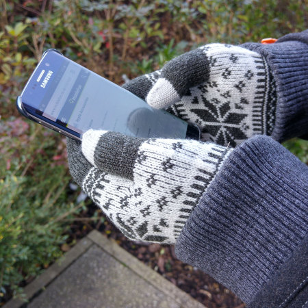 Test Gants Tactiles Proporta Unisexe 3