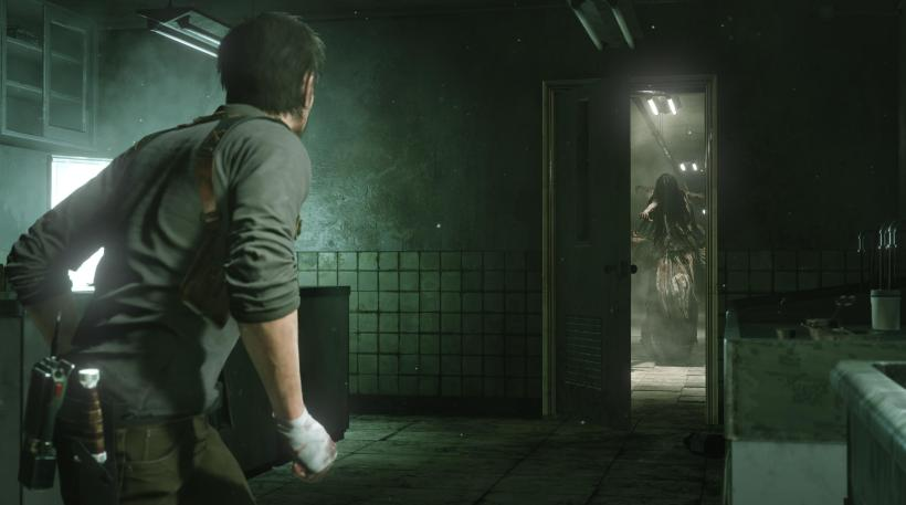 Test The Evil Within 2 PC xbox One PS4 screen1