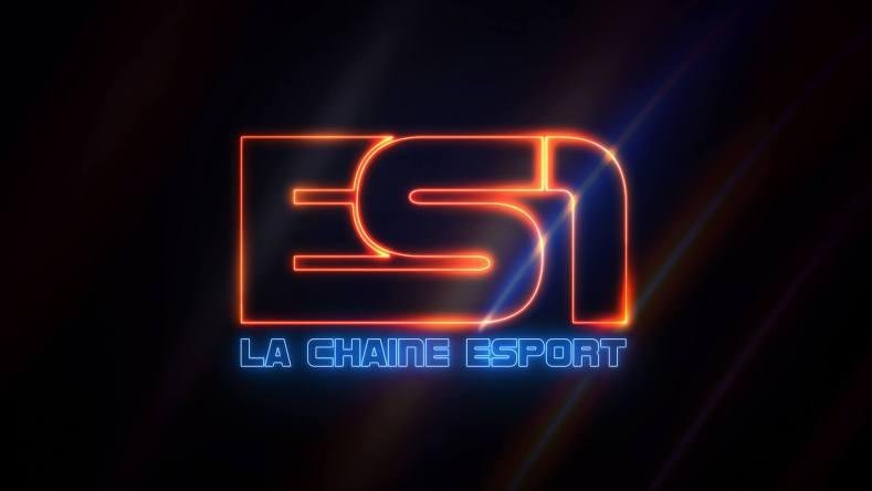 chaîne eSport ES1 lancement