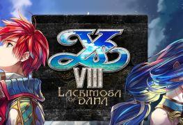 date de sortie de YS VIII Lacrimosa of Dana sur Nintendo Switch