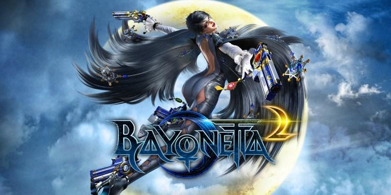 Bayonetta 2 nintendo switch 123