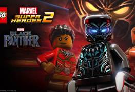 Black Panther pack aventure LEGO Marvel super heroes 2