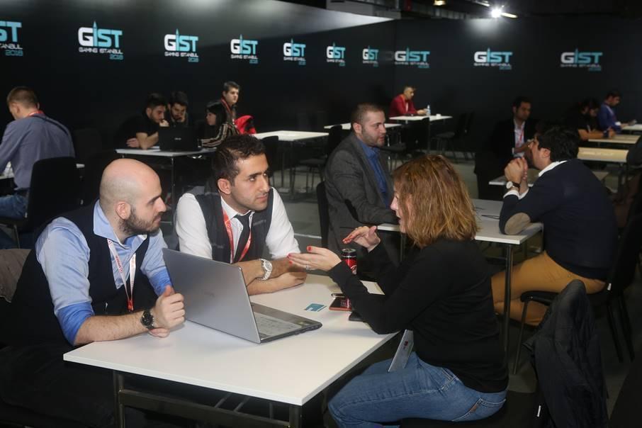 GIST 2018 troisième plus grand salon d'europe gaming istambul 5