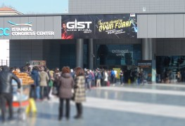GIST 2018 troisième plus grand salon d'europe gaming istambul 6