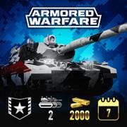 Mise à jour du PlayStation Store du 5 février 2018 Armored Warfare Legionary Pack