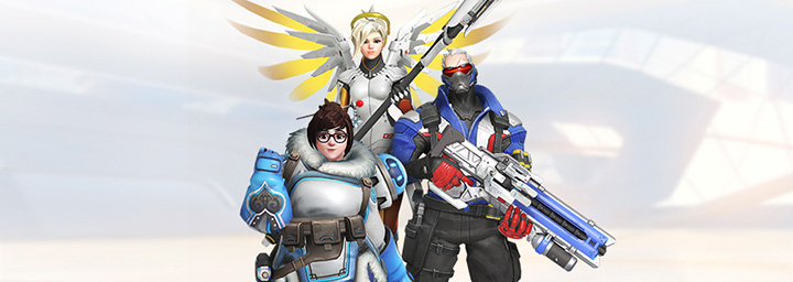 Overwatch gratuit pc ps4 xbox one
