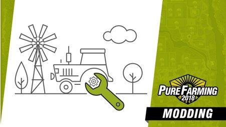 Pure Farming 2018 modding pc