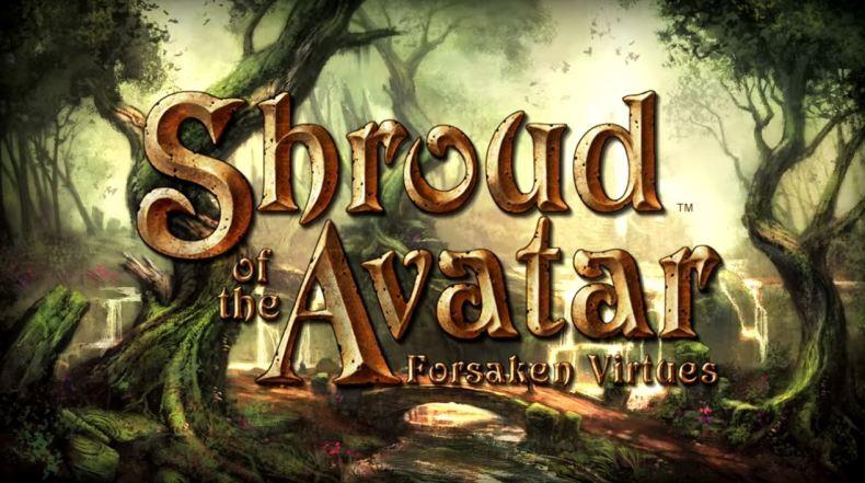 Shroud of the avatar forsaken virtues