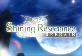 date de sortie Shining Resonance Refrain ps4 xbox one x pc steam nintendo switch logo