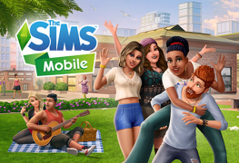 Les Sims Mobile Android App Store Google Play iOS