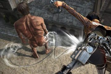 Test Attack on Titan 2 pc xbox one switch ps4 3