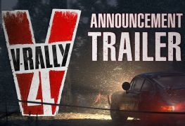 V Rally 4 trailer d'annonce