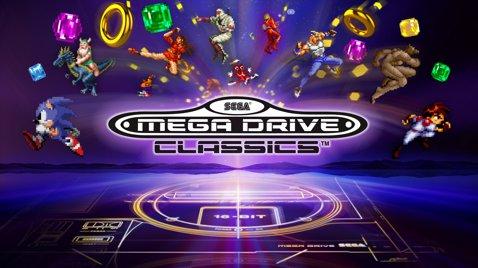 sega mega drive classics ps4 xbox one
