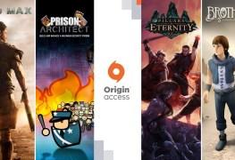 8 nouveux jeux origin access