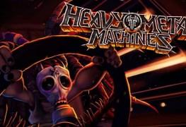 Heavy Metal Machines mise à jour