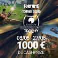 Shadow University Trophy tournoi Fortnite