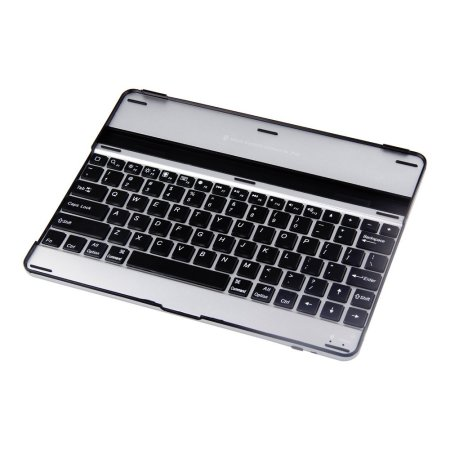 Test Coque Clavier QWERTY iPad 4