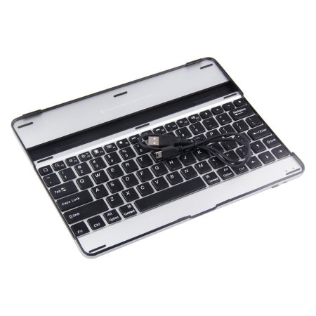 Test Coque Clavier QWERTY iPad 68