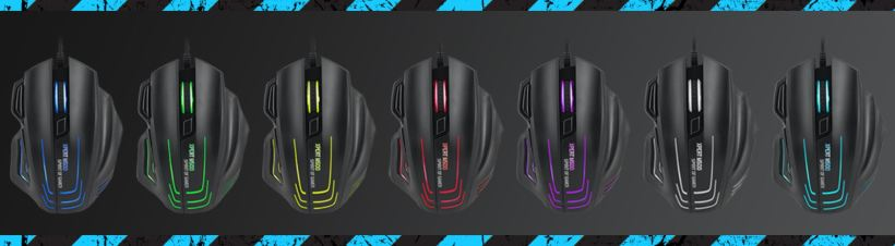 Test Souris gaming Spirit of Gamer XPERT M500 screen00