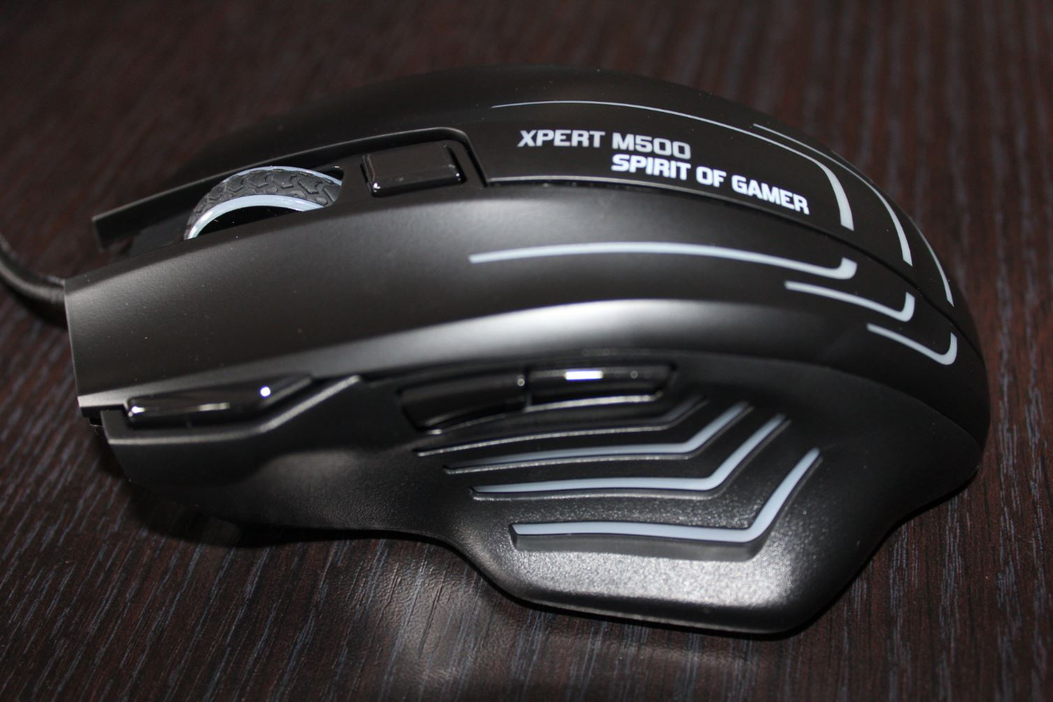 Test Souris gaming Spirit of Gamer XPERT M500 screen10