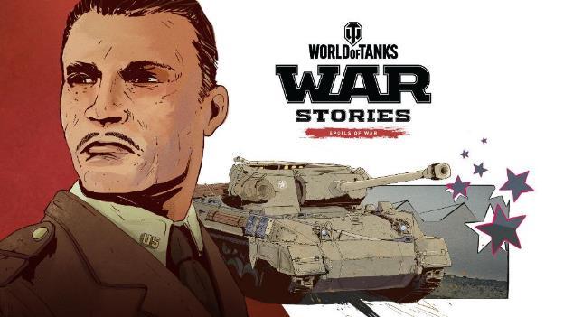 War Stories World of Tanks 12
