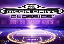 SEGA Mega Drive Classics screen12