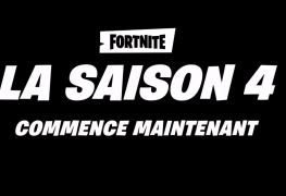 Saison 4 de Fortnite Battle Royale