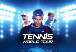 Tennis World Tour dAndré Agassi John McEnroe