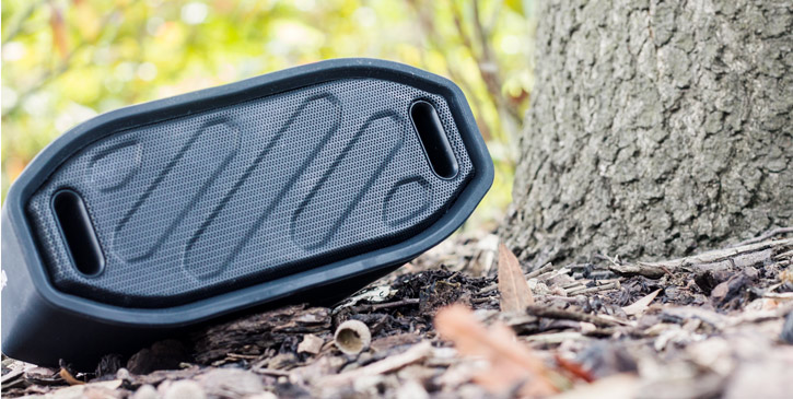 Test Enceinte Bluetooth Olixar ToughBeats Extérieur mobilefun screen3