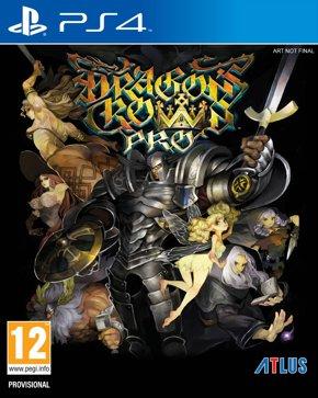 dragon's crown pro 4k ps4 pro