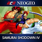 PS Store 4 juin 2018 ACA NEOGEO SAMURAI SHODOWN IV