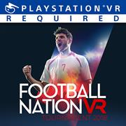 PS Store 4 juin 2018 Football Nation VR Tournament 2018