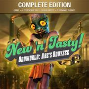 PS Store 4 juin 2018 Oddworld New 'n' Tasty Complete Edition