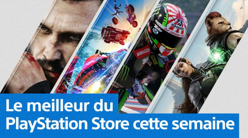PS Store - 4 juin 2018