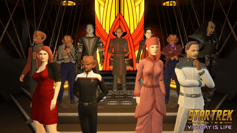 StarTrek Online Victory Is Life screen1