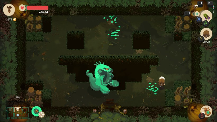 Test Moonlighter pc screen12