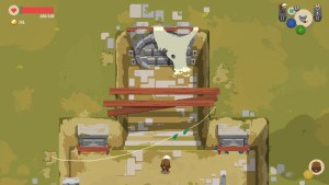 Test Moonlighter pc screen5