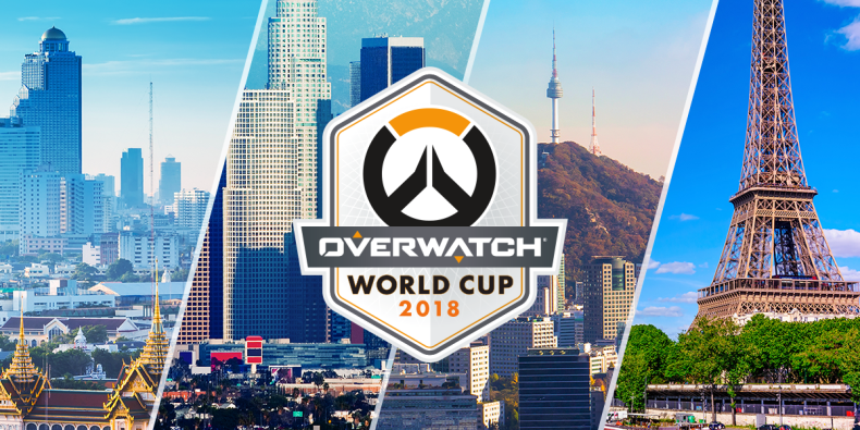 coupe du monde overwatch 2018